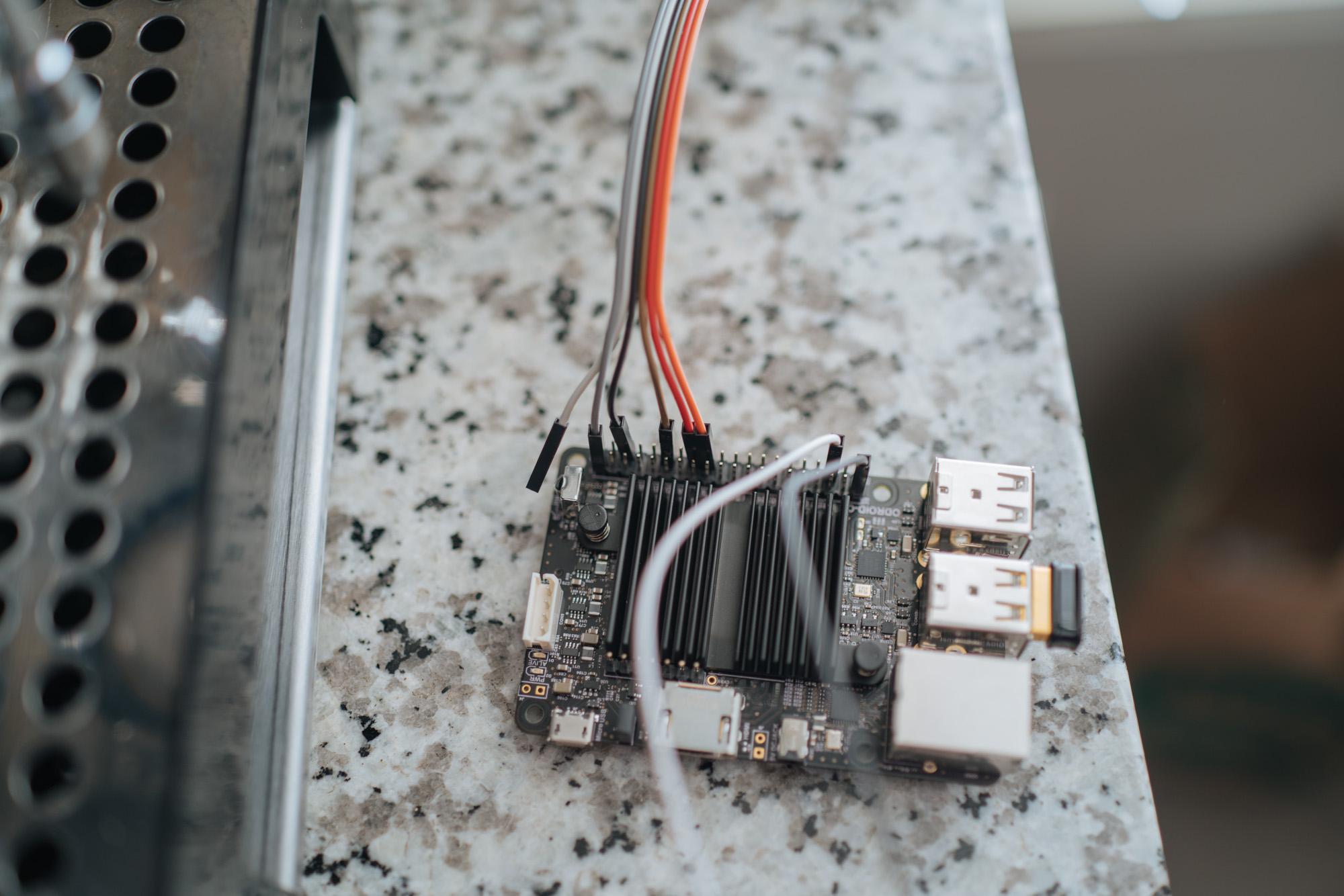 Super Github Hallee Espresso Arm Pid Espresso Controller Siri Wiring 101 Swasaxxcnl