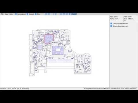 Walkthrough of OpenBoardView R7.2