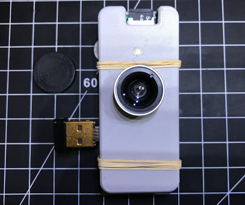 Wearable Time Lapse Camera