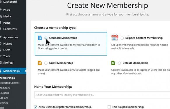 GitHub - wpmudev/membership-2
