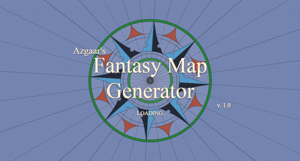 Quick Start Tutorial · Azgaar/Fantasy-Map-Generator Wiki
