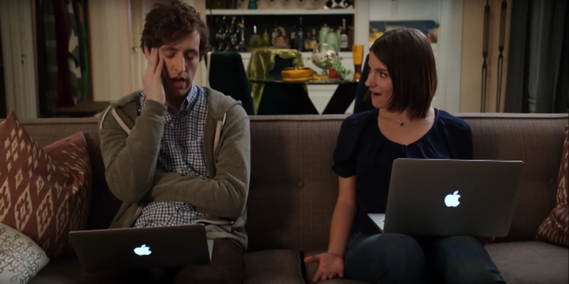 Image of Scene from HBO's Silicon Valley