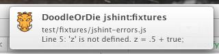 OS X Notification Center