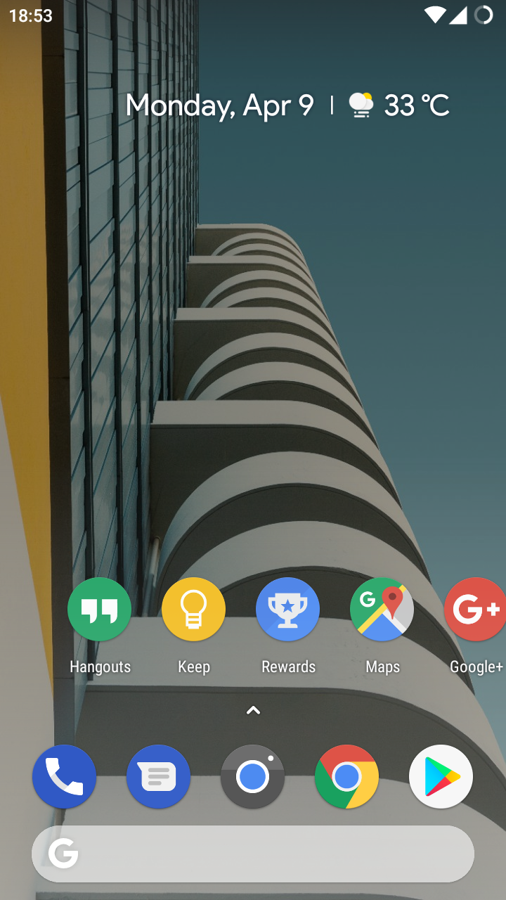 Google feed  ! · Issue #459 · amirzaidi/Launcher3 · GitHub