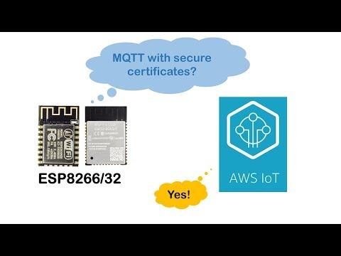 GitHub - debsahu/ESP-MQTT-AWS-IoT-Core: Arduino examples of
