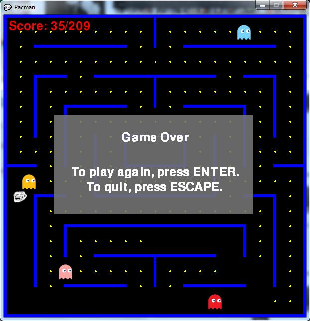 GitHub - hbokmann/Pacman: Pacman in Python with PyGame