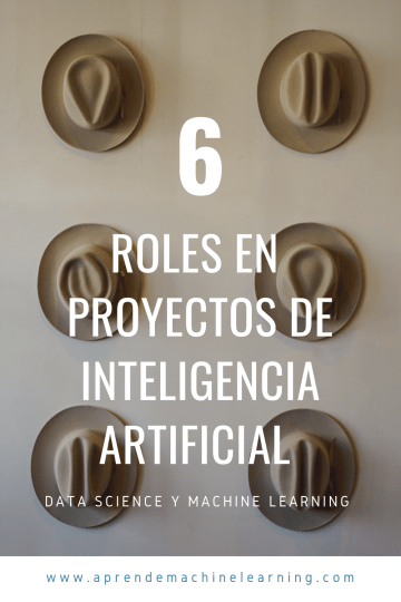 Perfiles y Roles Machine Learning