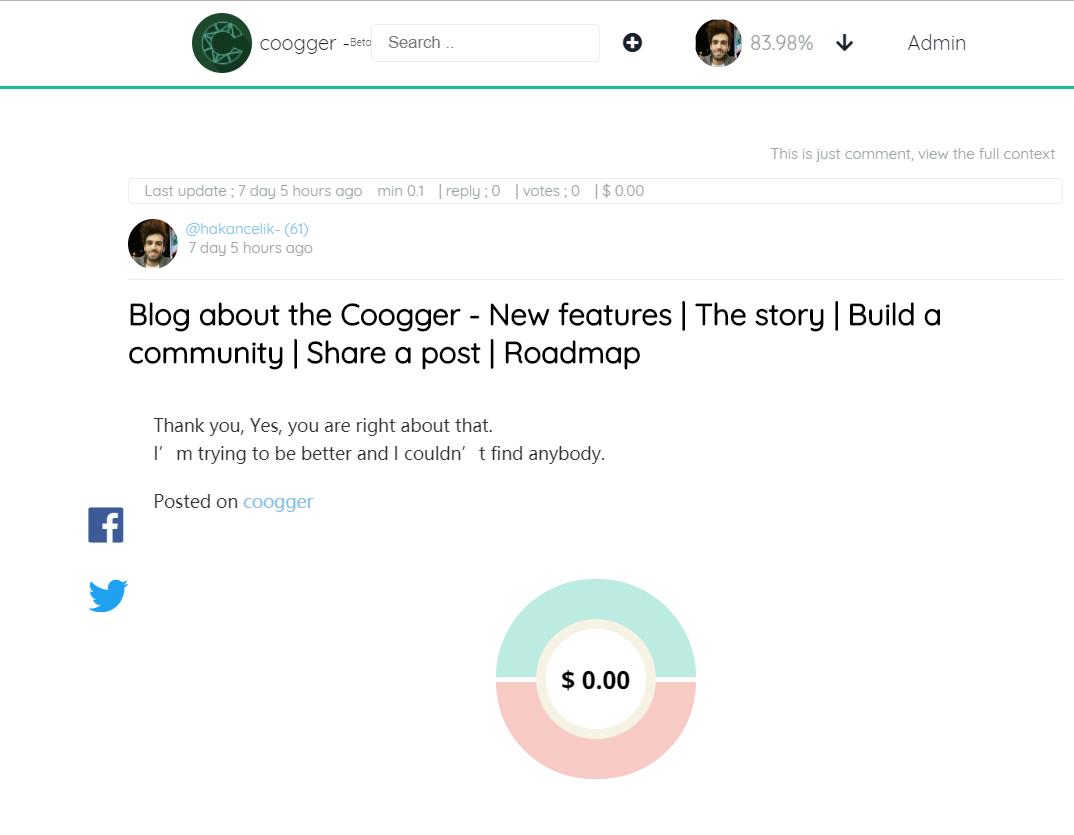 coogger comments