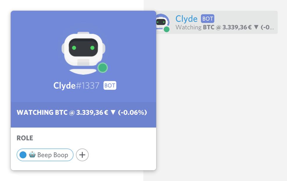 GitHub - 4dams/Discord-Crypto: 🤖 Self-hostable bot to
