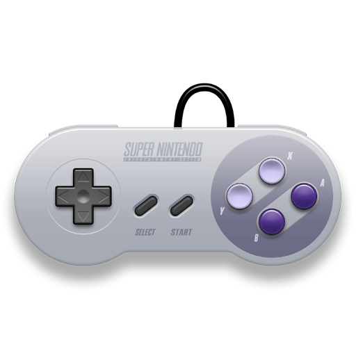 snes gamepad buttons