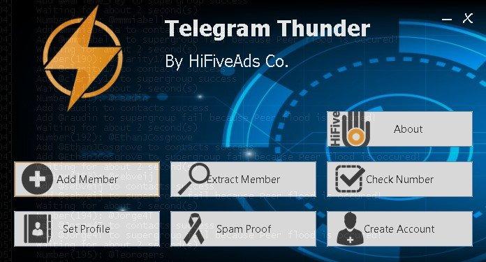 GitHub - sajjad-021/Telegram-Member-Scraper: Telegram Member Scraper