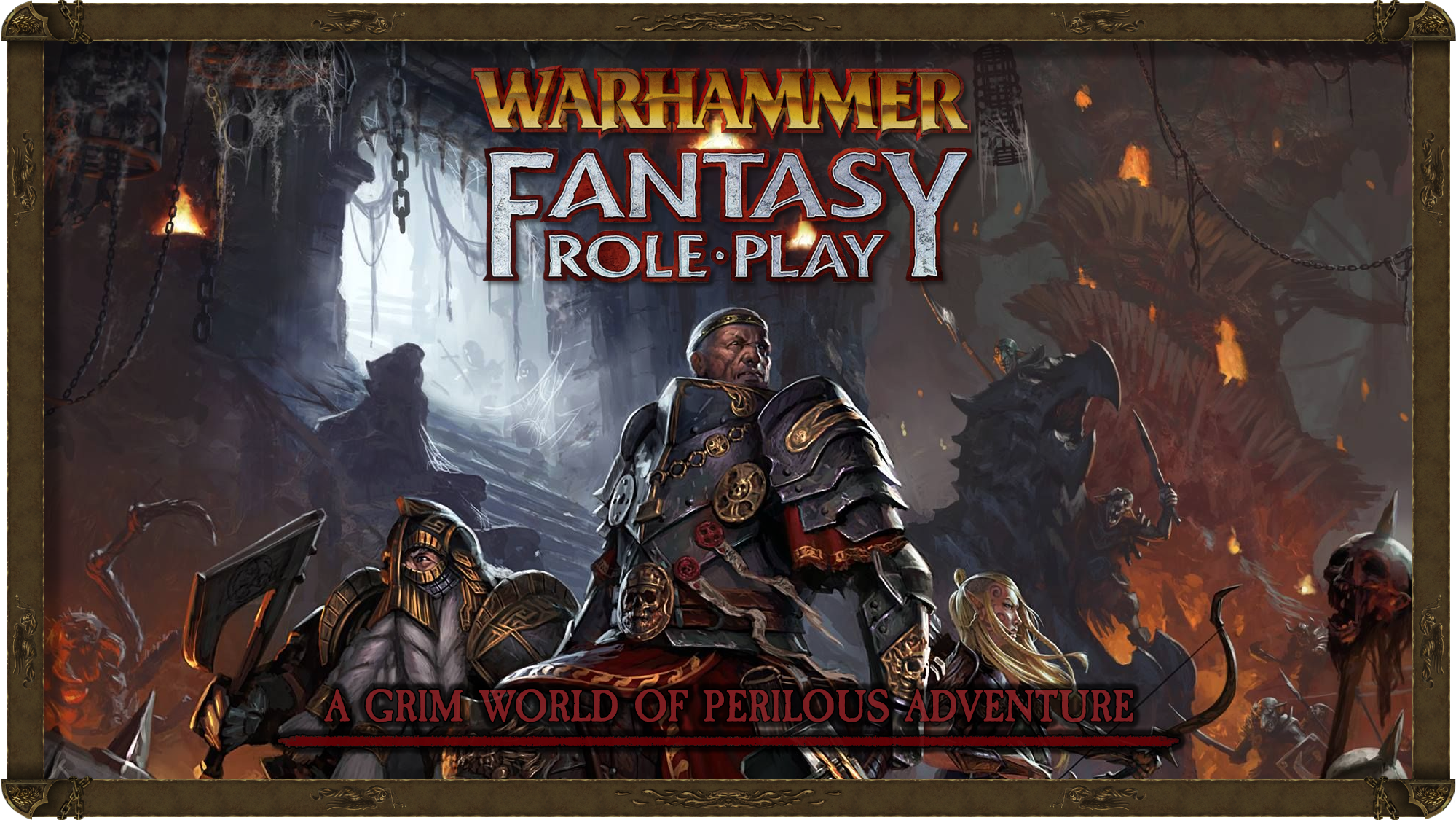 Github Catothe1stelder Wfrp 4th Edition Foundryvtt Welcome All And Especially Newcomers This Is The Premiere System For Running Grim And Perilious Games Of Warhammer Fantasy Role Play In The Foundry Vtt Environment Additional Content Included