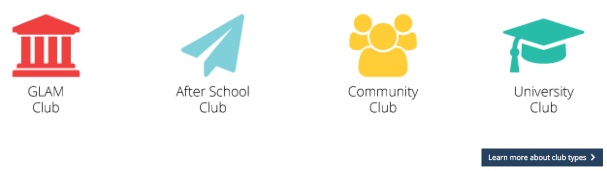 Types of Clubs · mozilla/webmaker-curriculum Wiki · GitHub