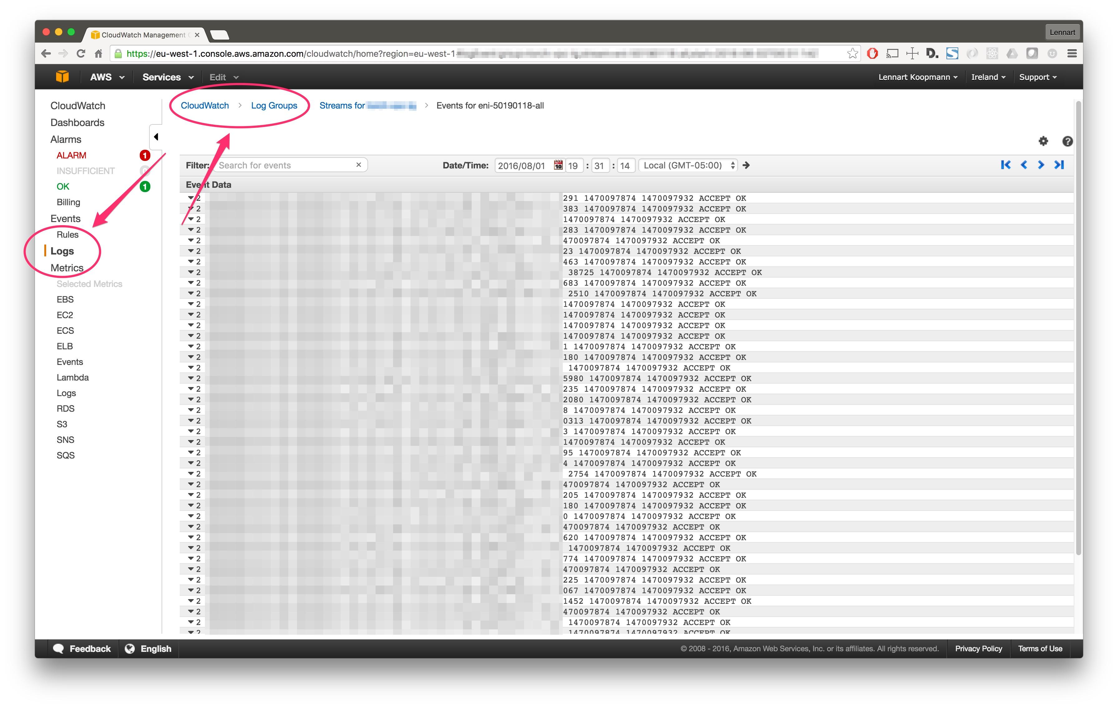 GitHub - Graylog2/graylog-plugin-aws: Several bundled Graylog