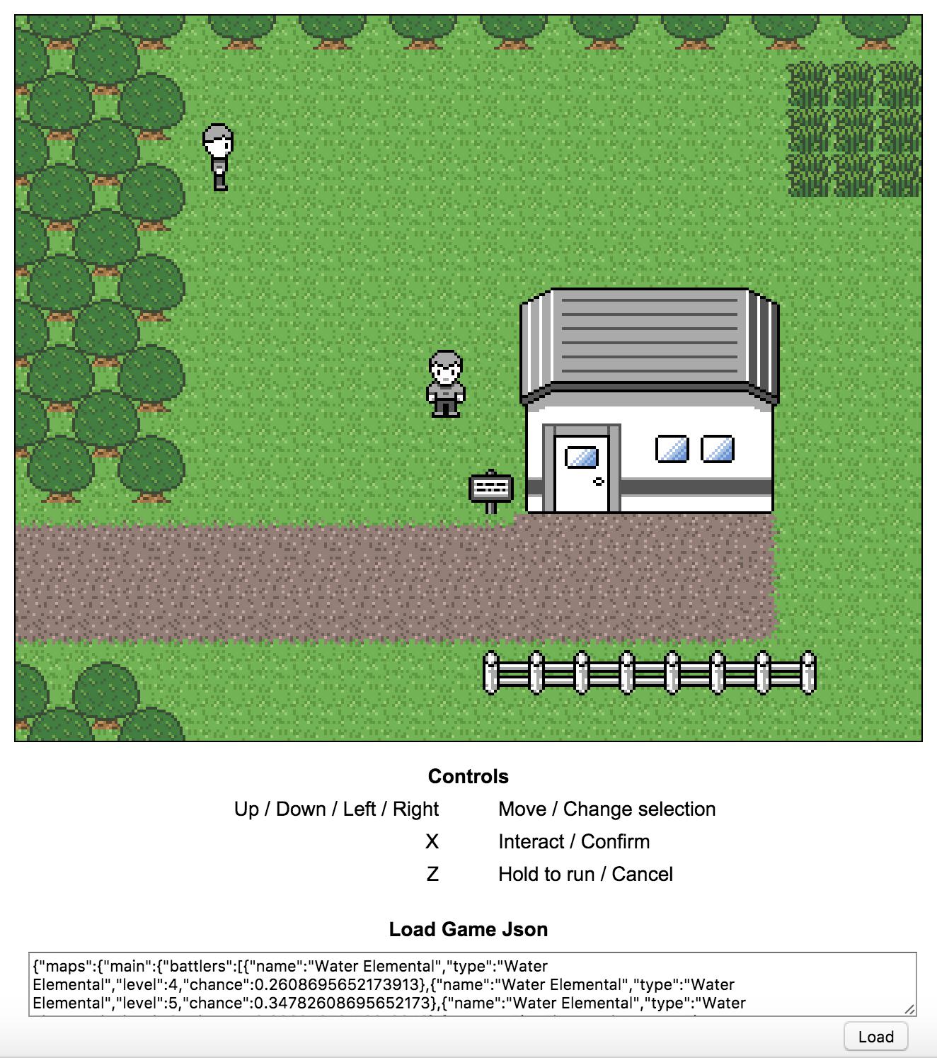 Player Screenshot