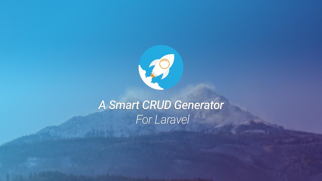 scaffold-interface: A Smart CRUD Generator For Laravel