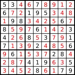 github jhendge sudoku solver tired of manually working your way