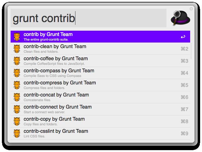 Grunt Workflow