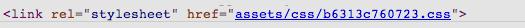 Markup CSS