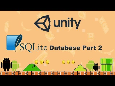 GitHub - walidabazo/unity-used-SQLite-database: How to read