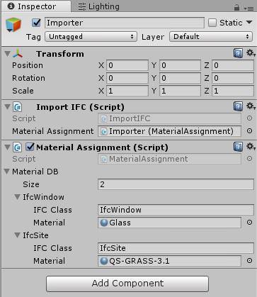 GitHub - helpsterTee/Unity-IFCEngine: Import scripts for IFC