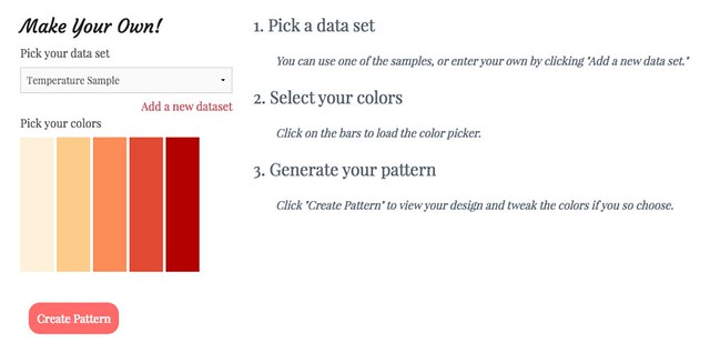 Github Eishandestripes Generator Visualize Numerical Data As A