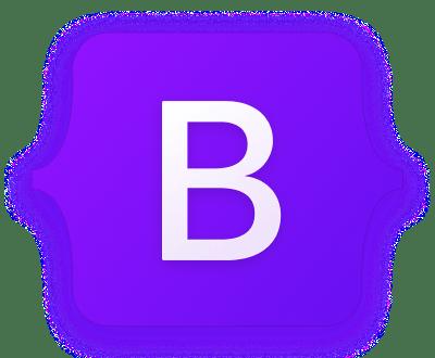 Bootstrap logo