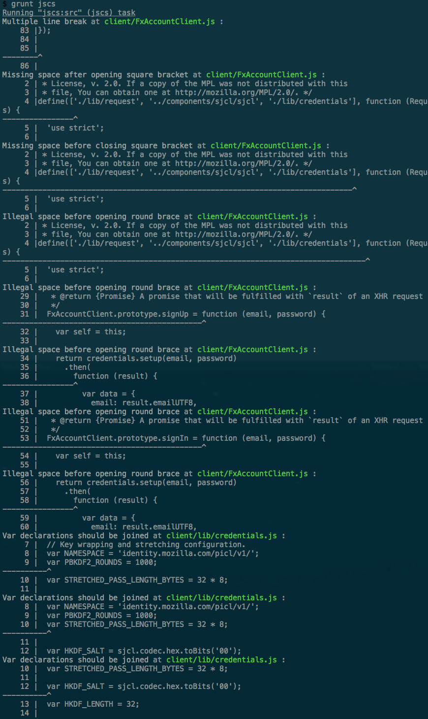 javascript code example
