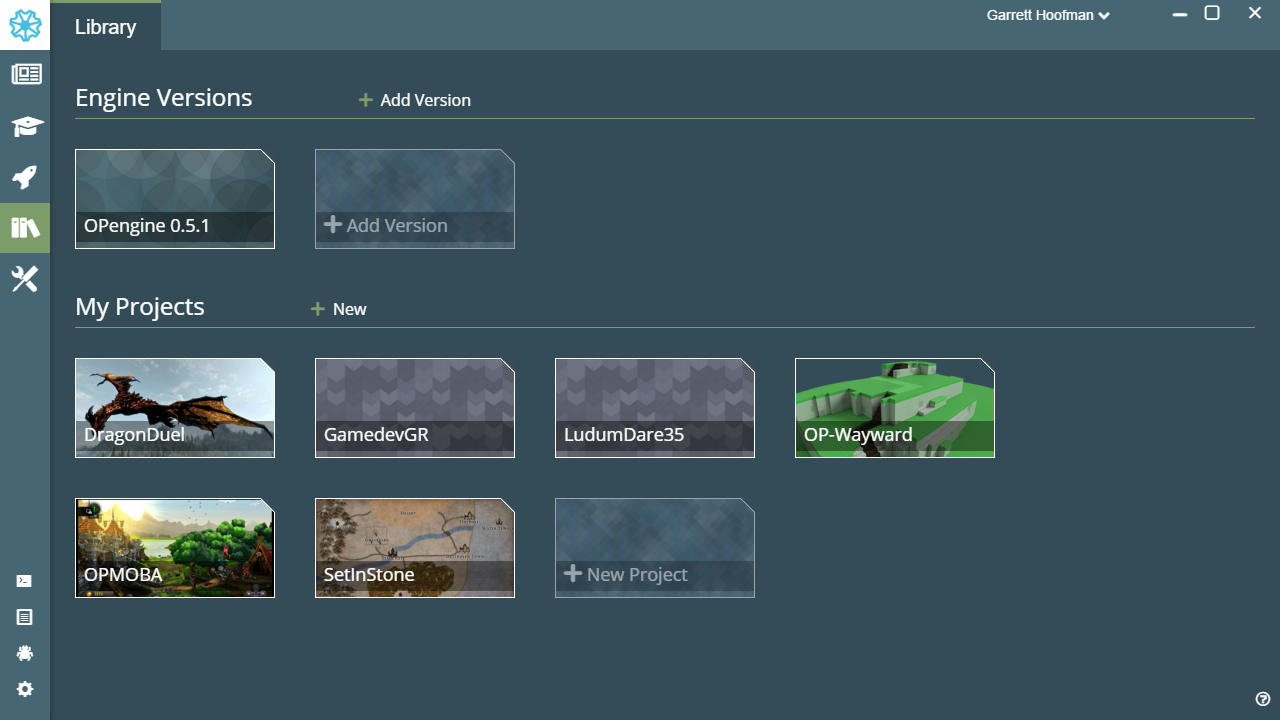 Image of Launcher