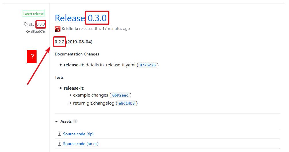 GitHub Releases