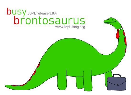 3.0.4 - Busy Brontosaurus