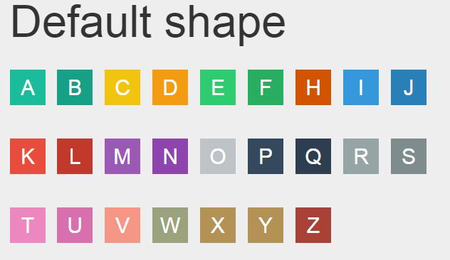 GitHub - ryanburr/rb-letter-avatar: Angular letter avatar