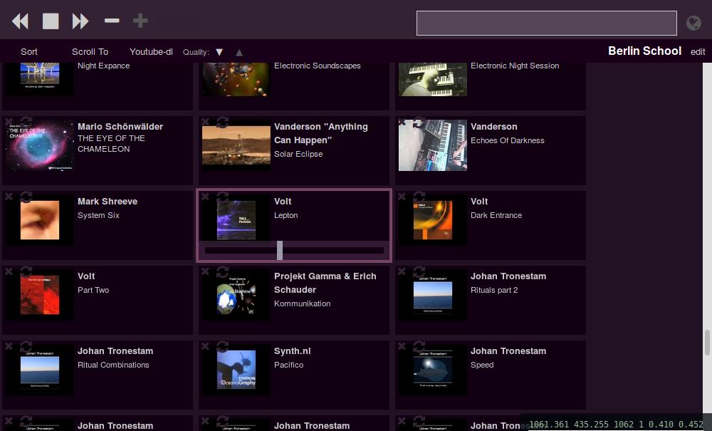 GitHub - kristopolous/ytmix: YouTube large playlist