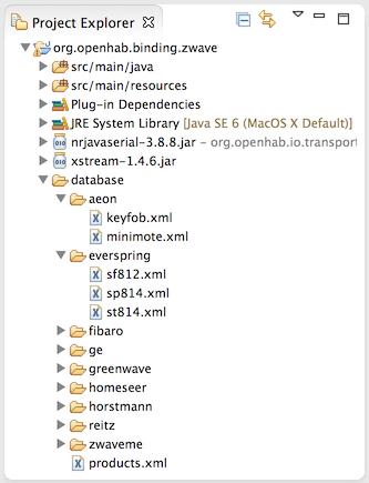 Z Wave Product Database · openhab/org openhab ui habmin Wiki