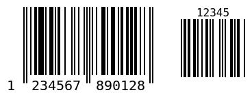 EAN · lindell/JsBarcode Wiki · GitHub