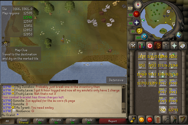 Clue scrolls with incorrect steps · Issue #1309 · runelite