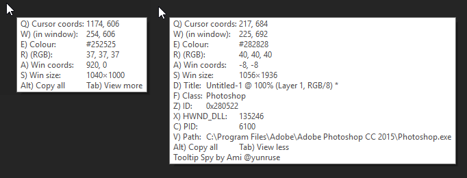 Autohotkey Windows D