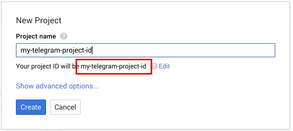 GitHub - cortinico/telebotgae: A Telegram Bot skeleton