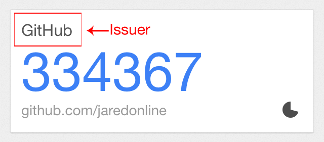 iPhone Label Screenshot