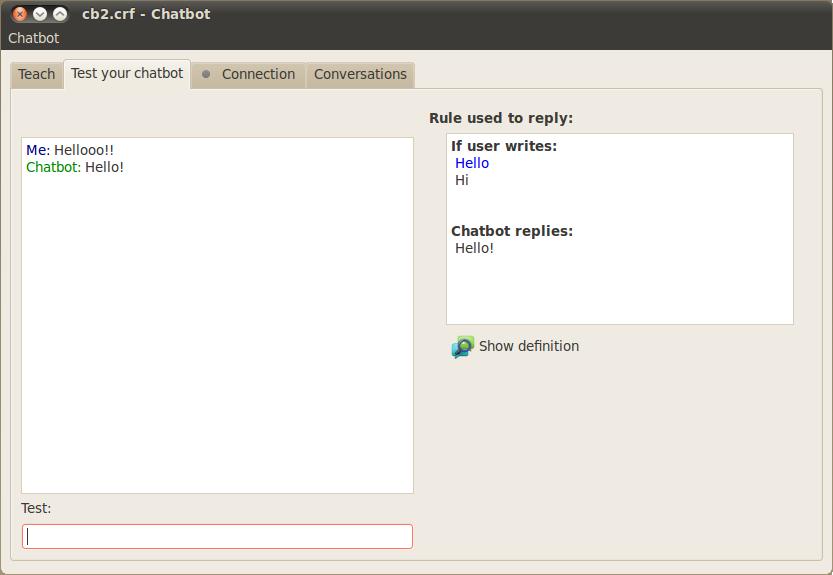 !Open Version Linux Screenshot 2