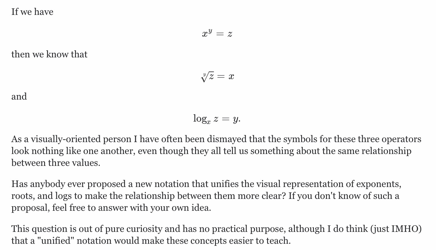 github hypotext notation collection of quotes on notation design