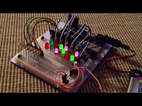 Arduino Uno Playing 12Chl S3M @ 37KHz