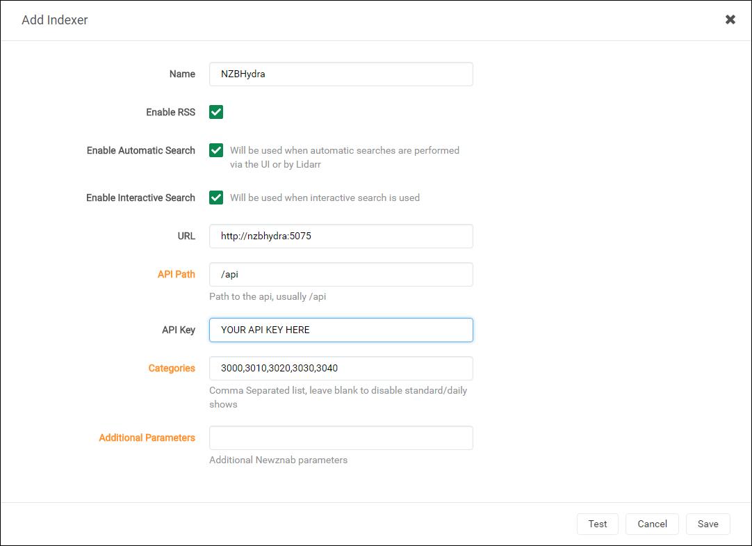 Install: Lidarr · Cloudbox/Cloudbox Wiki · GitHub