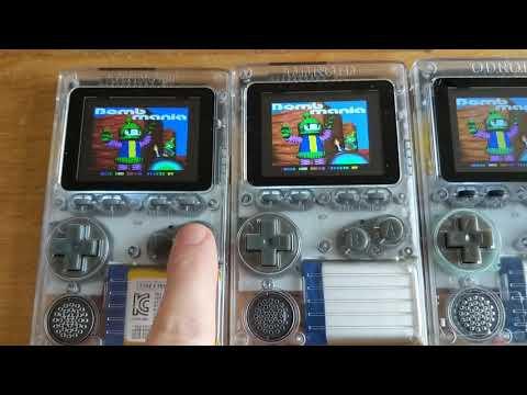 GitHub - Schuemi/c64-go: C64 Emulator for ODROID-GO based on