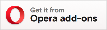 Opera Add-ons
