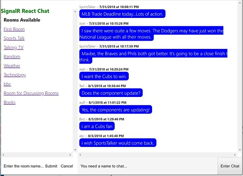 signalr chat history