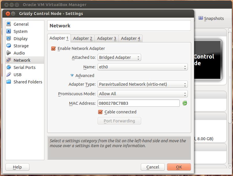 OpenStack-Grizzly-VM-SandBox-Guide/SandBox-Multi-Node rst at