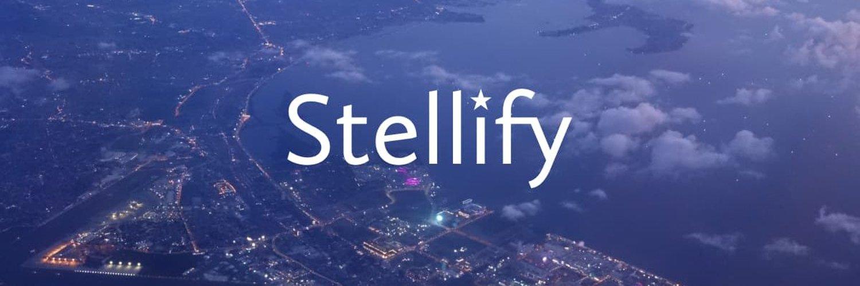 Stellify banner.