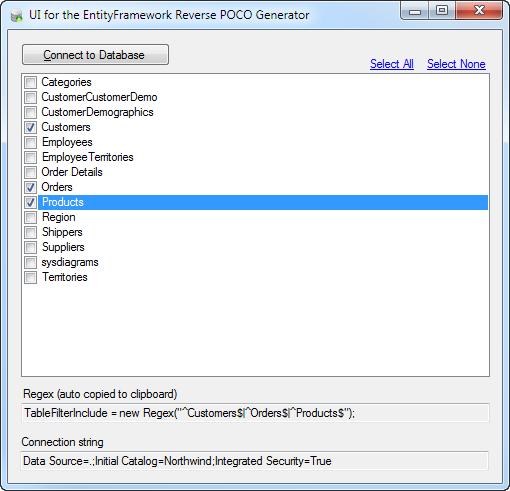 GitHub - sjh37/EntityFramework-Reverse-POCO-Generator-UI: A