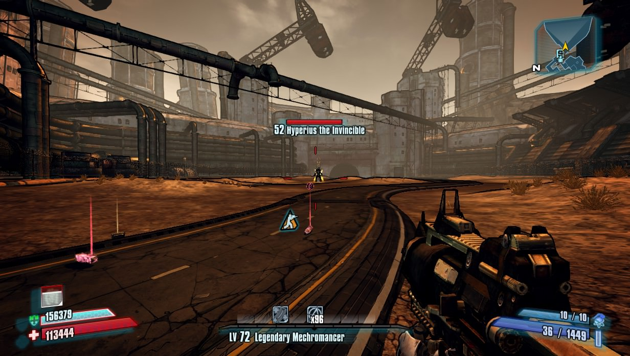 BLCMods/Borderlands 2 mods/Ethel/Seraphs Outside UVHM at